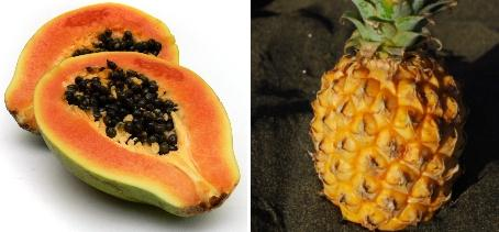 Eating Papaya & Pineapple During Pregnancy Are Safe Or Not