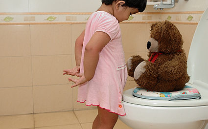 How to make Potty Training easier for your growing kids