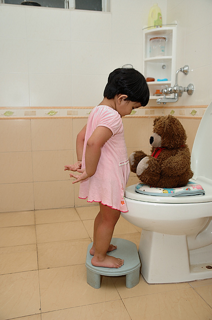 Potty Training-10 Signs Your Baby Is Ready For Potty Training