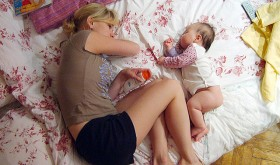 Do you think being a mom is really tough job, Do you feel exhausted all the time, What to do when you feel exhausted as a mother