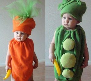Fancy Dress Ideas for Kids -Fruits & Vegetable-Letter A to Z