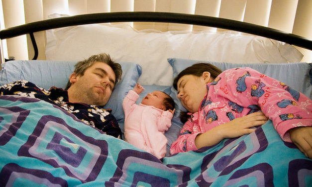 Is It OK for Parents to sleep before the baby
