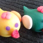 How To Make Birds Clay Modelling Kids Craft Project
