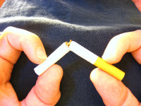 How to help your husband to quit smoking?