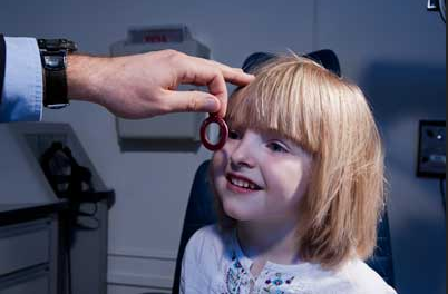 Parent's guide-What you need to know about children's vision