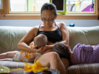Myth About Breast Size and Milk Production While Feeding