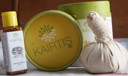 Review of Kairtis Oil for All External Pains
