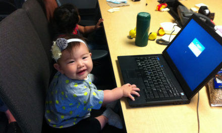 Working From Home But How To Handle Kids