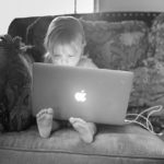Negative Effects of Laptop Mobile TV on Children