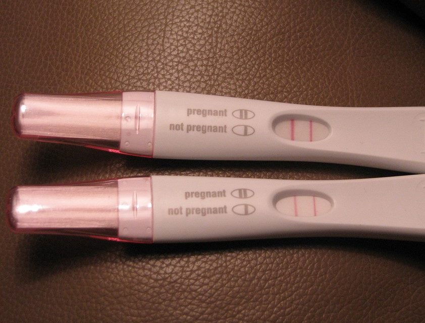 First Time Mother-Positive Pregnancy Test-What Next?
