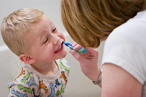 Tooth Decay in Toddlers 1