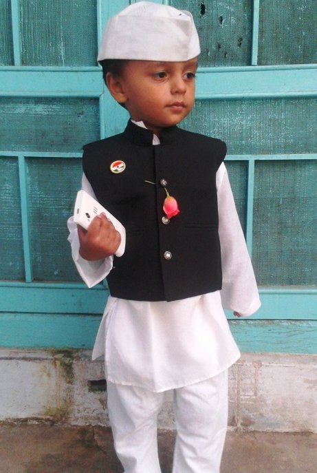 Fancy dress ideas for 5 7 years old kids me mom health nehru our first prime minister pandit nehru children love him the most and he also loved children a lot dressing up like chacha nehru is very simple solutioingenieria Images